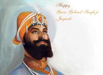 Guru Gobind Singh Birthday