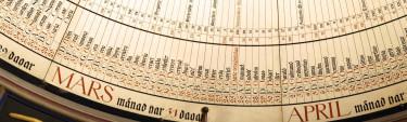¿Cómo fueron los meses del calendario nombrados?